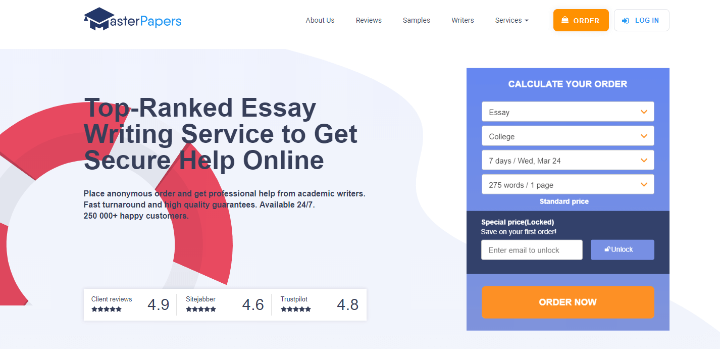masterpapers-website